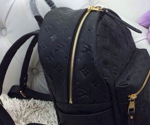black, bags, and clothes image