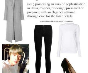 outfit, bts, and seokjin image