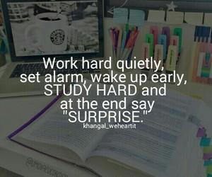 motivation, school, and study image