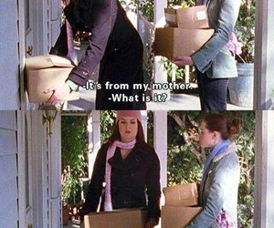 funny, gilmore girls, and hope image