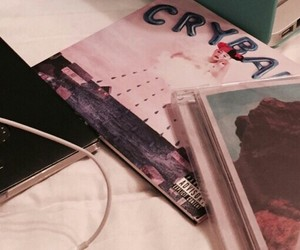 badlands, cry baby, and halsey image