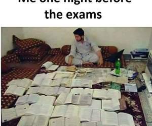 exam, life, and school image