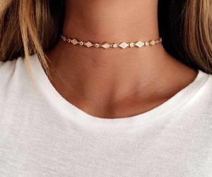 fashion, style, and choker image