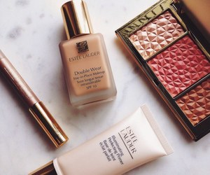 makeup, beauty, and estee lauder image