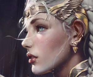 art, digitalart, and fantasy image