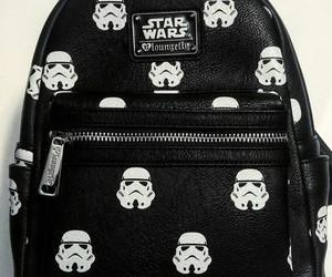 bag, black, and stars wars image