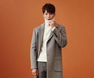 park bo gum and korean actor image