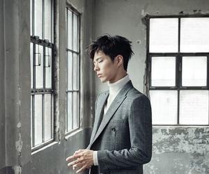 korean model, korean actor, and bogum image