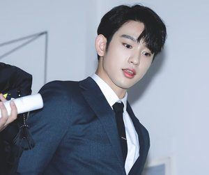 kpop, JR, and jinyoung image