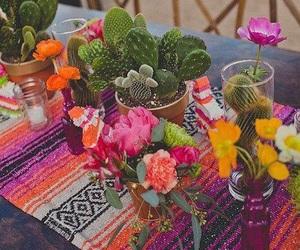 boho and flores image