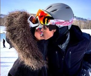 love, Nina Dobrev, and couple image