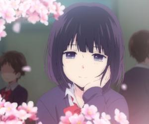 anime, kuzu no honkai, and anime girl image