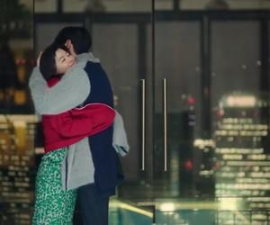 couple, hug, and lee min ho image