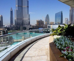 city, Dubai, and luxury image