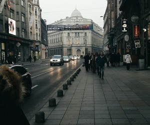 city, sarajevo, and bosnien image