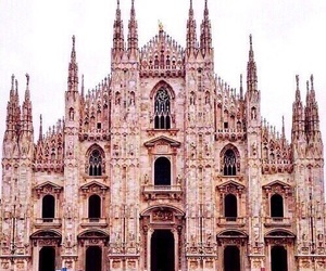 milan, architecture, and travel image