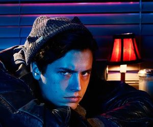 blue, boy, and cole sprouse image