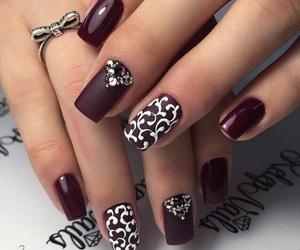 nails, nail art, and nailart image