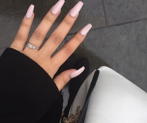 nails, beauty, and classy image
