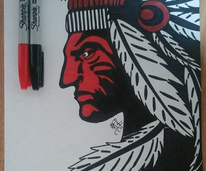 draw and redskins image