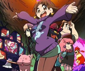 anime, mako, and ryuuko image