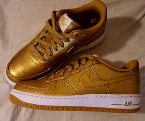 gold and nike image