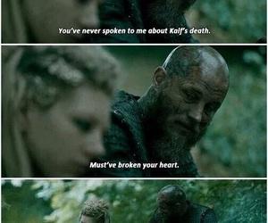 sad, vikings, and travis fimmel image
