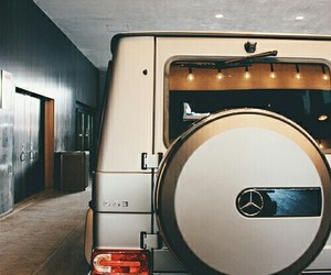 cars, gold, and g wagon image
