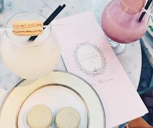 indie, pastel, and food image