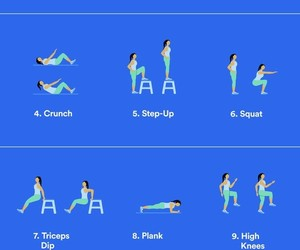 exercises, health, and fitness image