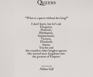 quotes, Queen, and queens image