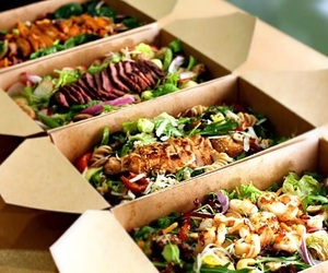 salads and takeout image