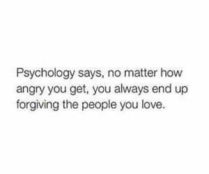 love, quote, and angry image