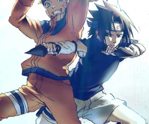 anime, naruto, and boy image