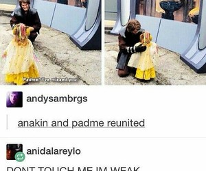 Anakin Skywalker, aww, and post image