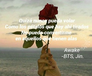 army, awake, and jin image