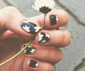aesthetic, nails, and uñas image