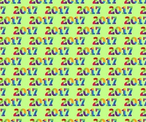 background, new year, and pattern image