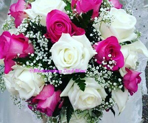 bouquet, bzw, and flowers image