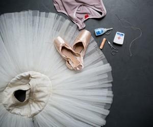 ballet, dancer, and tutu image