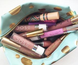Lipsticks and lippies image
