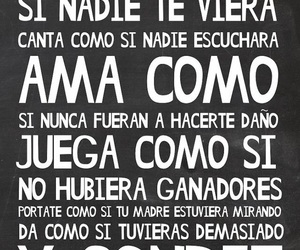 frases, smile, and ama image