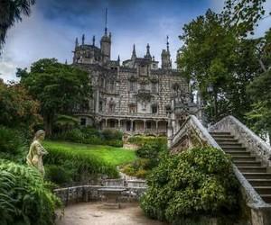 portugal and quinta da regaleira image