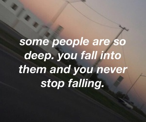 quotes, deep, and aesthetic image