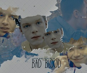 edit, shameless, and ian gallagher image