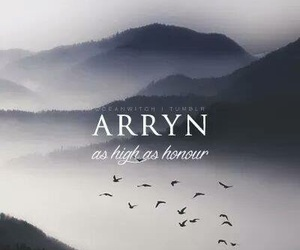arryn, game of thrones, and got image
