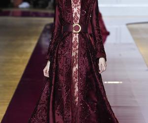 Zuhair Murad and dress image