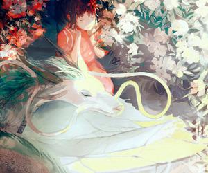 spirited away, anime, and studio ghibli image