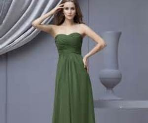 fashion, bridesmaid dresses, and wedding party dresses image