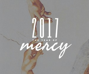 god, year, and mercy image